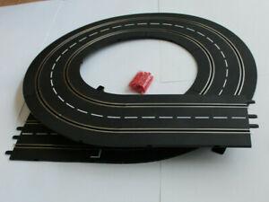 Carrera-Digital-132-124-Evolution-Ausbauset-Kreisel-Schikane-Kurve-nach-Wahl