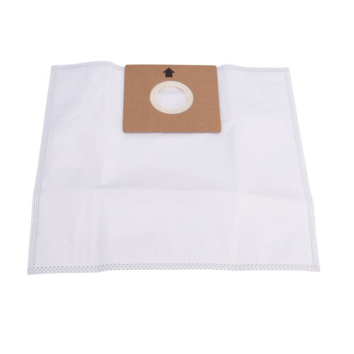 5 Layer Microfibre Dust Filter Bags For Bush BC-402 BC-501 Vacuum Cleaners x 10