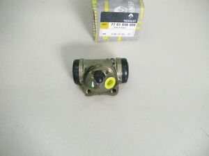 ORIGINAL-RENAULT-Renault-19-Radbremszylinder-HINTEN-7701036006-NEU