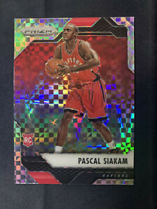 2016-PASCAL-SIAKAM-RC-PANINI-STARBURST-PRIZM-220-SEE-PICS