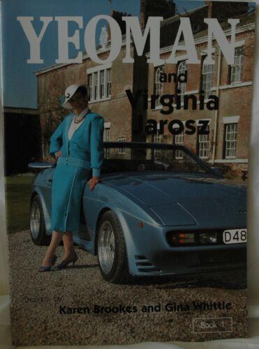 Yeoman Buch für Standard Stricken Maschinen 11 Muster M489