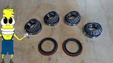 Front Wheel Bearing and Seal Set for Ford Bronco II 1984-1990 4WD 4x4