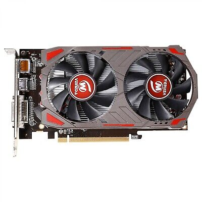 Veinida Video Card Radeon Rx 560d Gpu 4gb Gddr5 128 Bit Gaming Desktop Computer Ebay