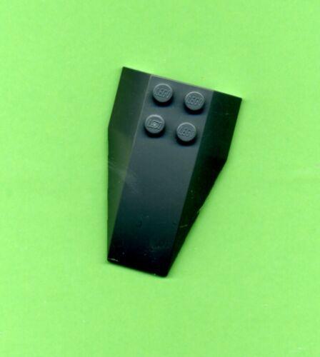 LEGO -- 43712 -- cockpit --- oblique pierre -- 4 x 6 -- gris/DkStone