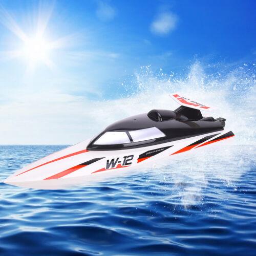 RC Boot 35km//h ferngesteuertes 2.4 Ghz Schiff RTR Rennboot Speedboot Yacht