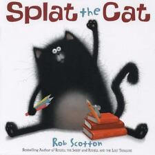 Splat the Cat, Rob Scotton, Acceptable Book