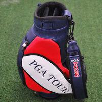 Pga Tour Mini Staff Bag - Limited Edition Miniature Golf Collectible - on sale