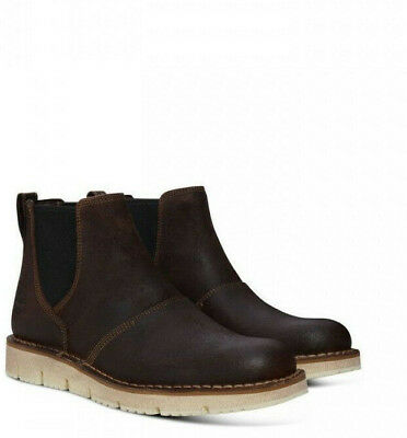 Timberland Chausson Chelsea Westmore Brun A16EF | eBay