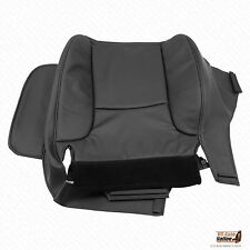 2002 2003 Dodge Ram 1500 2500 3500 Driver Side Bottom Vinyl Seat Cover dark gray