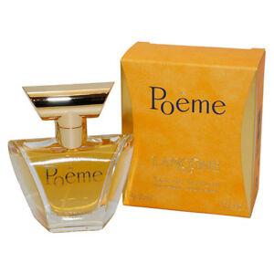 Poeme By Lancome 10 Oz30ml Spray Eau De Parfum Edp For Women