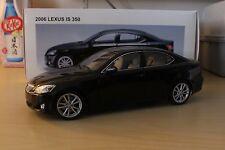 AUTOart 2006 Lexus IS350 IS250 1:18 Diecast Model Car