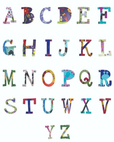 """nursery art 8x10/"""" Toddler toddler gift Alphabet print preschool wall art"""