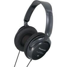 Panasonic RP-HT225E-K Monitor Headphones with XBS bass-rich BRAND NEW - Black