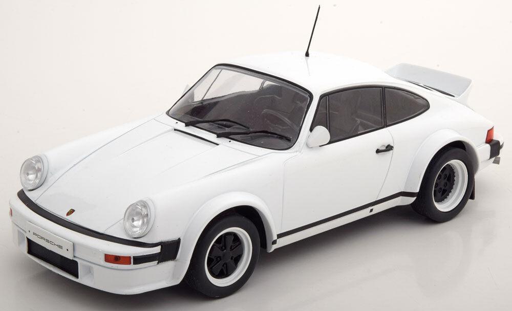 Ixo 1982 Porsche 911 Race Versione Bianco in 1 18 Scala Magazzino  Nuova Release