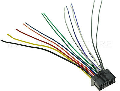 WIRE HARNESS FOR PIONEER DEH-P5900IB DEH-P590IB DEH-P5900 *SHIPS TODAY* |  eBayeBay