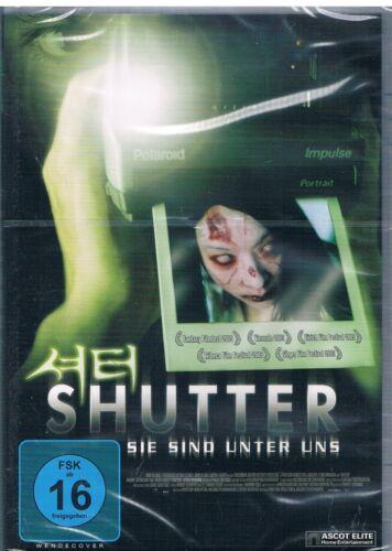 1 von 1 - Shutter - Ananda Everingham - das Original aus Thailand - DVD Neu+OVP