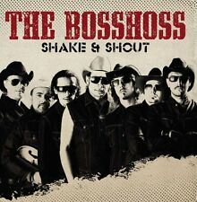 The Bosshoss - Shake And Shout (CD, 2008)