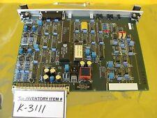 VAT 87907-R1 Adaptive Pressure Controller Board  610PB-26NM-0004 Used