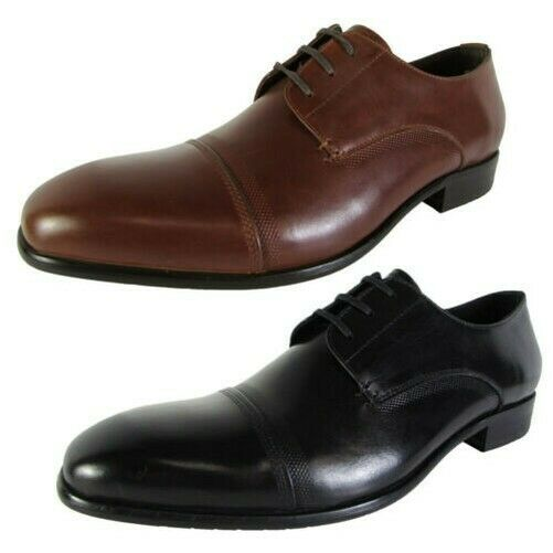 Kenneth Cole New York Man Wall 2 Wall Hat Punta Oxford Shoes