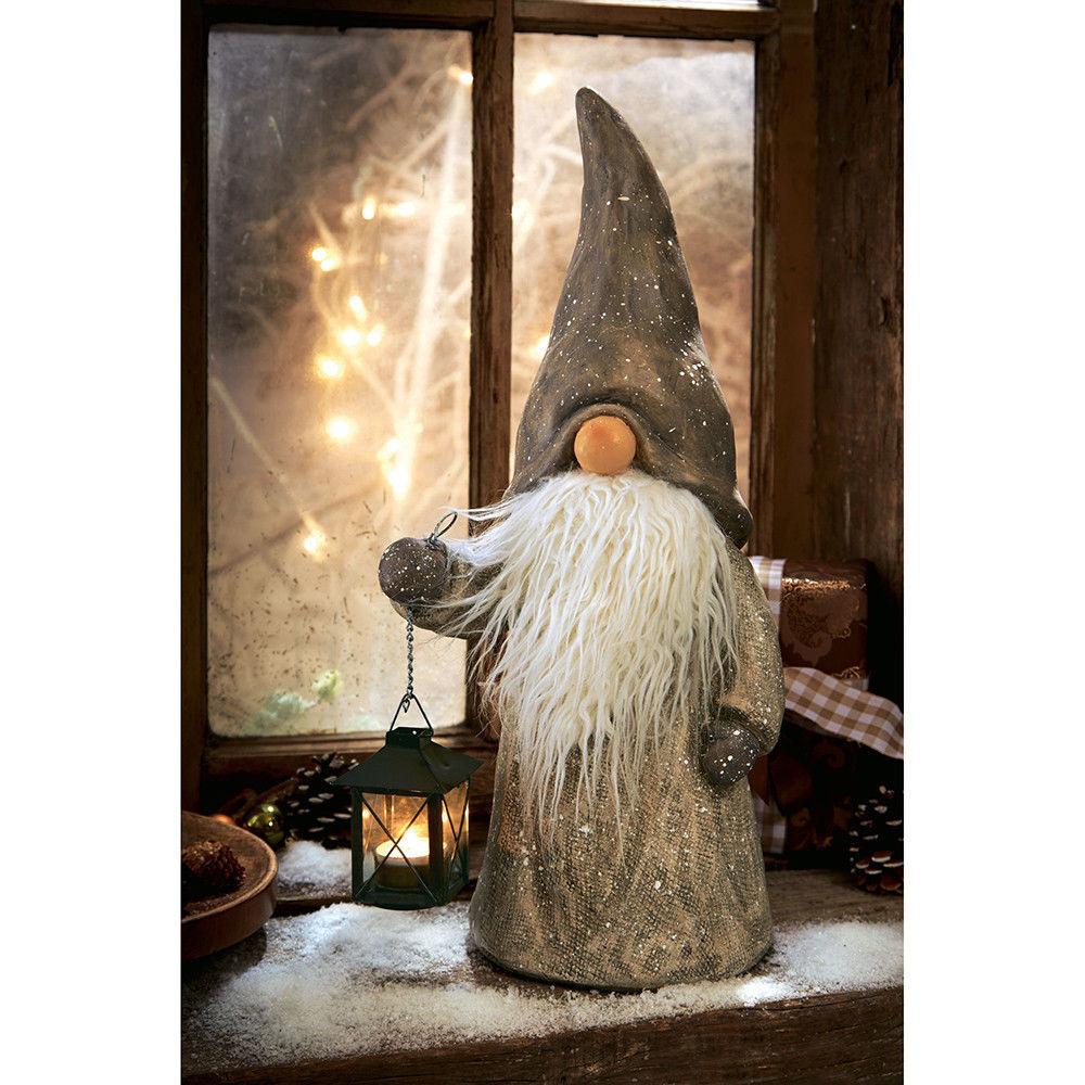Weihnachtsfigur Weihnachtsdeko XMAS Wichtel Toby Weihnachten Dekoration Zwerg