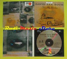 CD Singolo DAVID LEE ROTH She's my machine 1994 us WEA no lp mc dvd(S13)