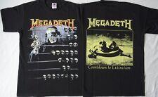 "MEGADETH - ""Countdown To Extinction"" OFFICIAL ORIGINAL T-SHIRT METALLICA ANTHRAX"
