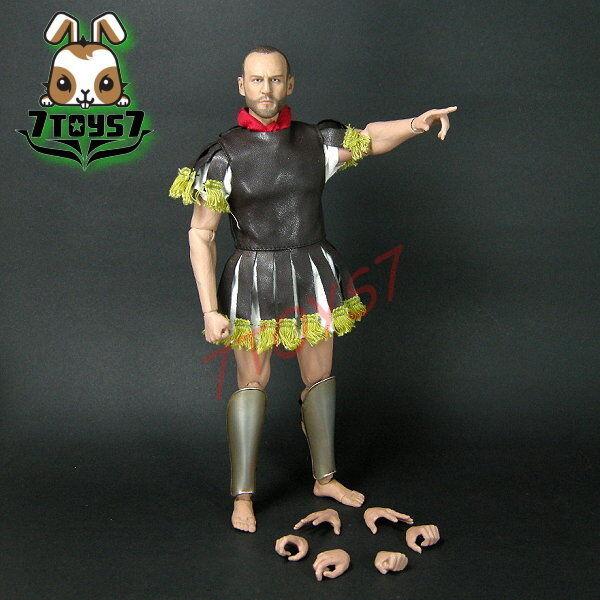 ACI Toys 1 6 Total Rome - Roman Centurion B_ Figure in suit _Rome Ancient AT053D