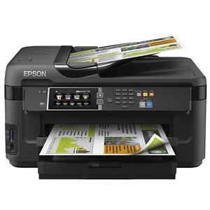 Multifunzione-Epson-WorkForce-A3-WF-7610DWF-M-Scanner-fax-copia