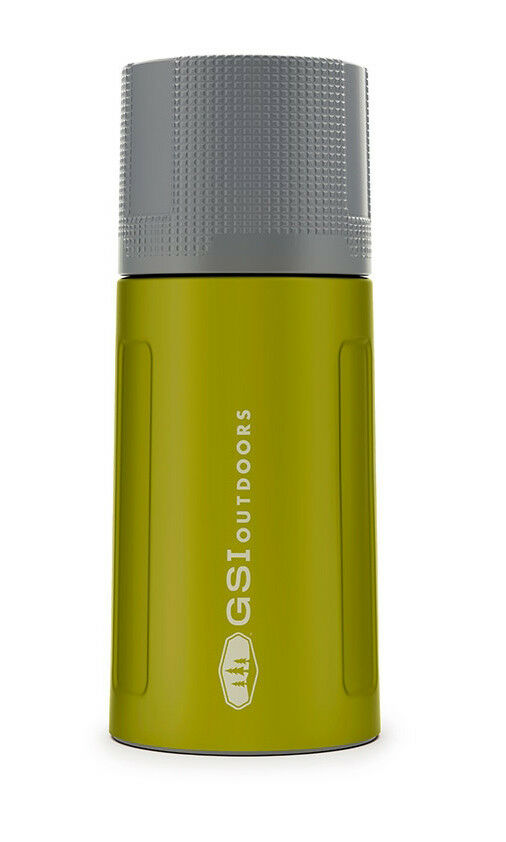 Glacier Stainless 0.5 L Vacuum Bottle Green