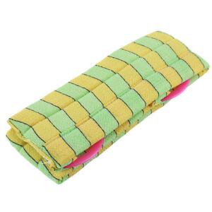 Korea Italy Exfoliating Body Scrub Towel Bath Yellow collar Washcloth 3pcs