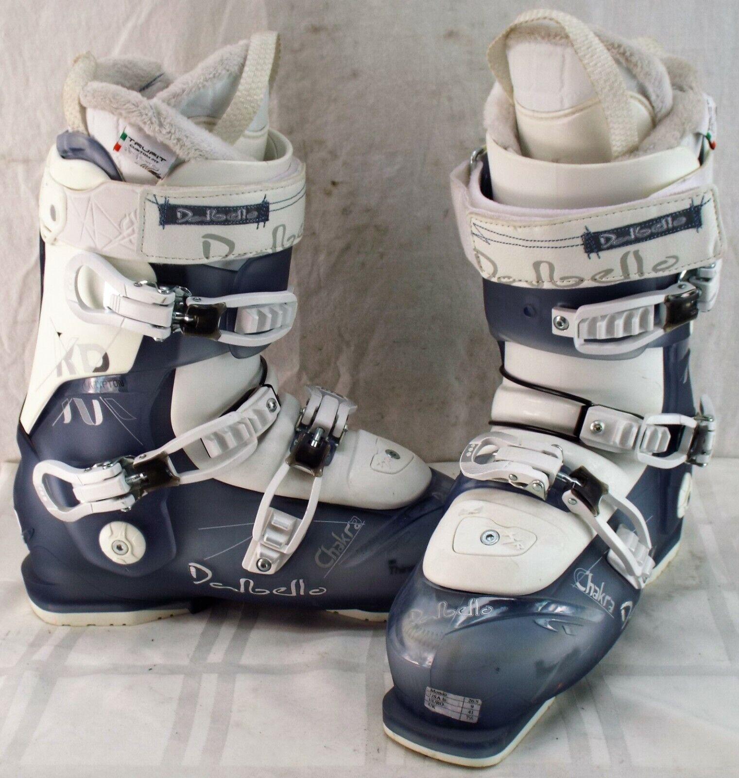 Dalbello Krypton Chakra New Women's Ski  Boots Size 26.5  online shopping sports