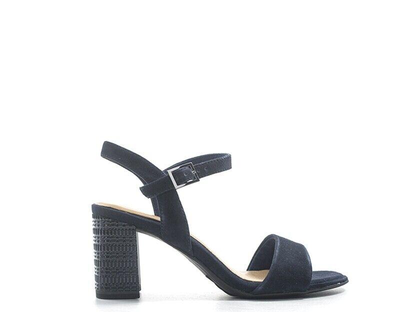 Chaussures TAMARIS Femme bleu Cuir naturel 28359-805