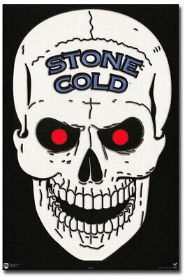 "Stone Cold Steve Austin WWF Fridge Magnet Size 2.5/"" x 3.7/"""