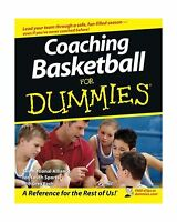Coaching Basketball For Dummies Free Shipping
