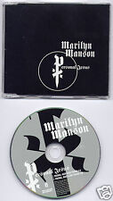 MARILYN MANSON Personal Jesus UK 2-trk promo CD JESUS1 Depeche Mode