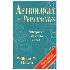 Spanish for Beginners: Astrología para Principiantes : Interprete Su Carta...