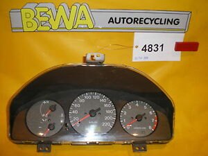 Tacho-Mazda-323-BJ-BJ3NB-Nr-4831