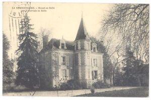 CPA-72-La-REMBOURGERE-Monce-en-Belin-par-St-Gervais-en-Belin