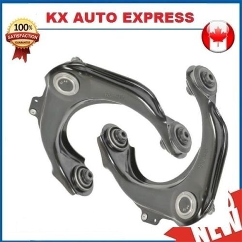 Pair of 2 New Front Upper Control Arm /& Ball Joint for Acura TL TSX Honda Accord