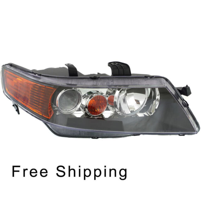 HID Head Lamp Lens And Housing Passenger Side Fits 2004
