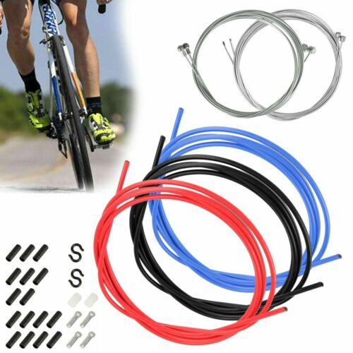 Bike Bicycle Shifter Front Rear Wire Shift//Brake Inner Cable for Mountain Bikes