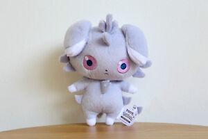 New-TOMY-Pokemon-Espurr-Soft-7-034-Plush-Doll-Toy