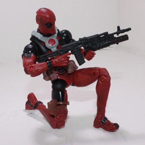 """Superheld X-Men Deadpool Action Figur Figuren Spielzeug Figuren Sammlung 6/"""""""