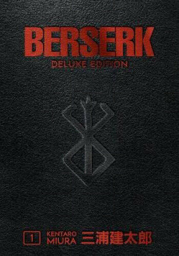 Berserk Deluxe Volume 1 by Kentaro Miura.
