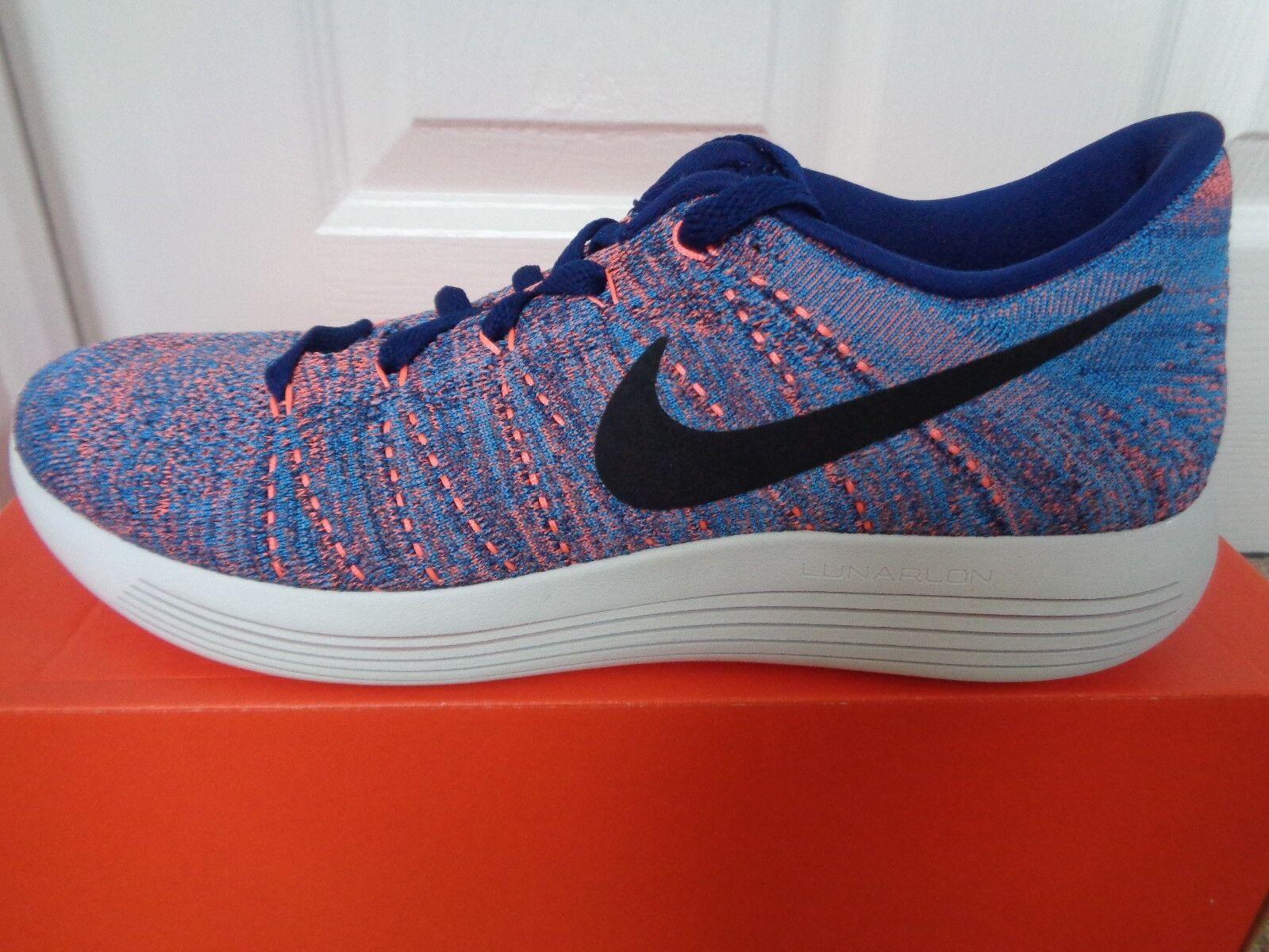 Nike lunarepic Low Flyknit mens trainers eu 42.5 us 9 NEW+BOX