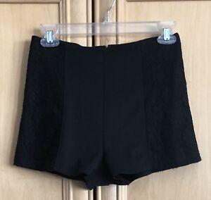 forever 21 black shorts