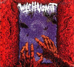 WITCH-VOMIT-Poisoned-Blood-DIGISLEEVE-MINI-CD