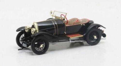 Bugatti 18 sports 2 sièges Black Bess noir 1910 1//43 Matrix MAXLM02-0205