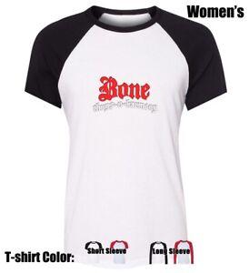 Bone-Thugs-n-Harmony-Graphic-Tees-Womens-Ladies-Girl-039-s-Cotton-T-Shirt-Tops