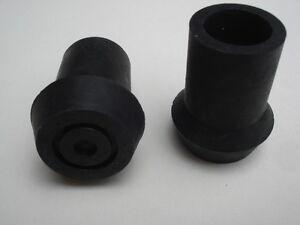 Lote-de-2-conectores-19-mm-pastilla-pie-para-de-barra-muleta-marco-cilindrica